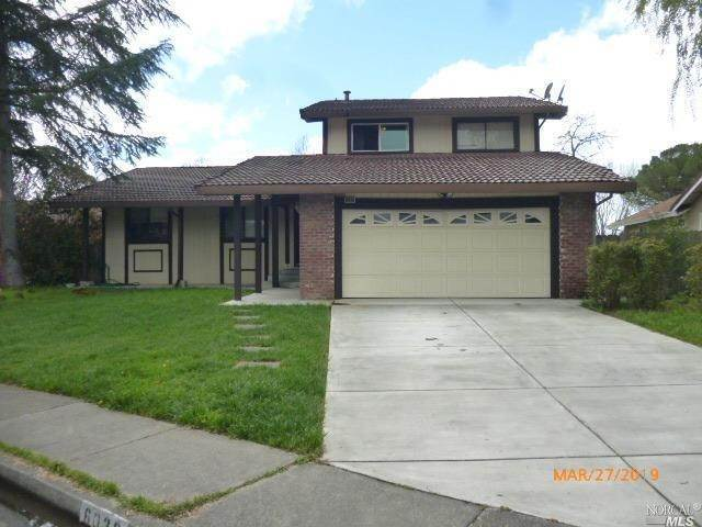 Single Family Homes for Sale at 6039 Dolores Drive Rohnert Park, California 94928 United States