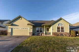 Single Family Homes for Sale at 1246 Heartwood Drive Rohnert Park, California 94928 United States