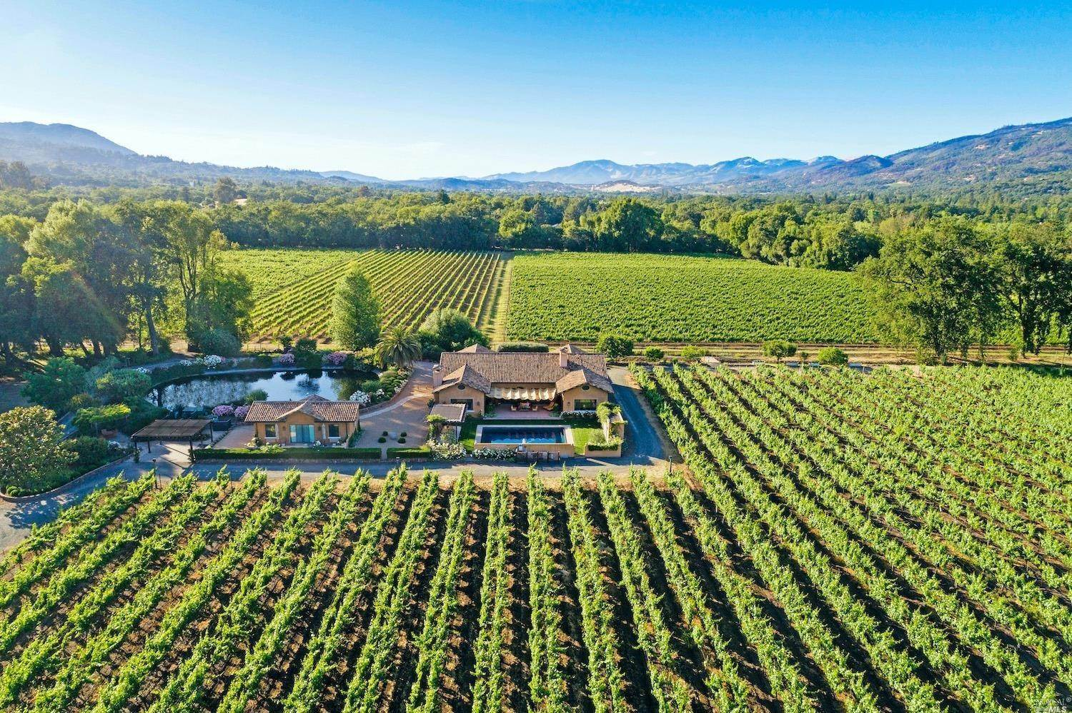 Single Family Homes for Sale at 938 Country Club Lane Sonoma, California 95476 United States
